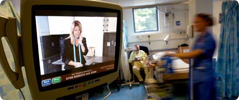 Hospital Bedside tv Bedside tv And Phone Service