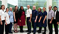 PHOTO: Respiratory Support Team (l-r): Rachael Colclough, Kathryn Swindells, Dee Curry, Laura Rathbone, Harvir Lawrence, Tom Avent, Tom Dempsey, Sharon Rees, Kate Breese, Dr Simon Gompertz, Ben Khela